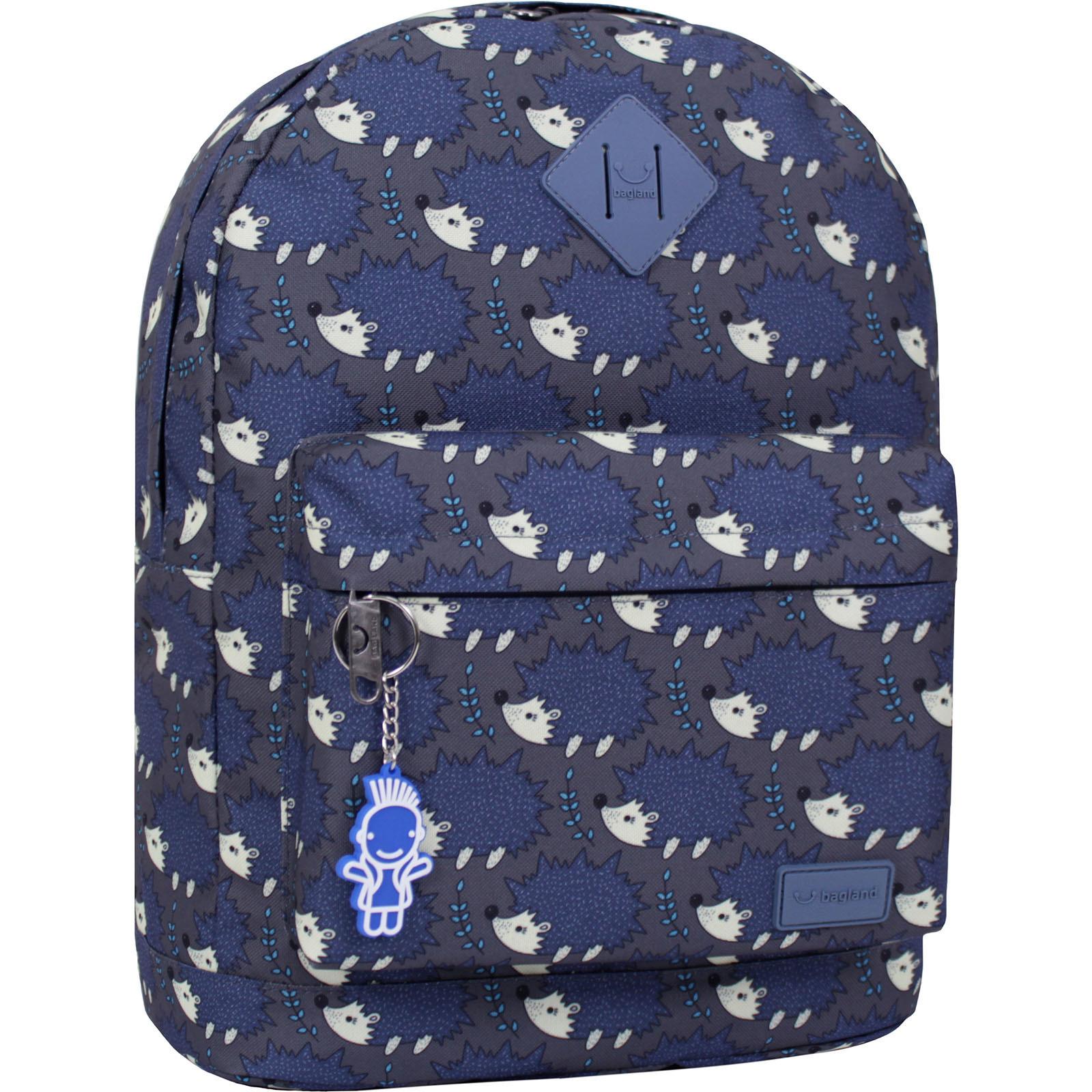 Молодежные рюкзаки Рюкзак Bagland Молодежный (дизайн) 17 л. сублімація 481 (00533664) IMG_3592_суб.481_.JPG