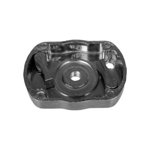 Фланец DDE GBS330RD/GBS5200R стартера в сборе с собачками  (TBC430D.01.00.02-00)