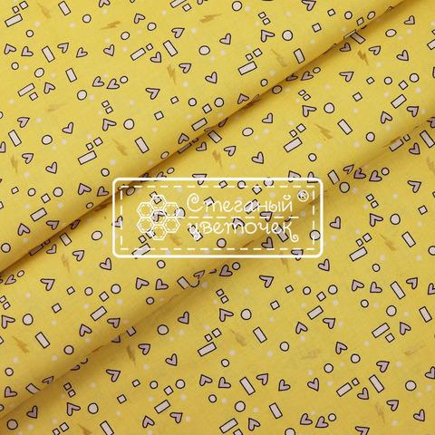 Ткань для пэчворка, хлопок 100% (арт. MM0401)