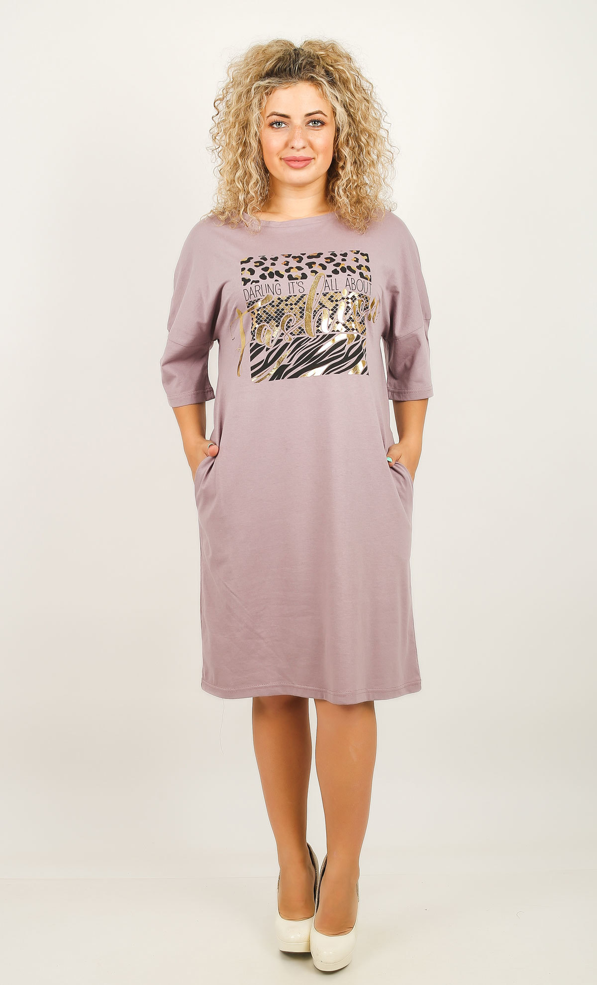 Дарья Т-2012 платье к/р
