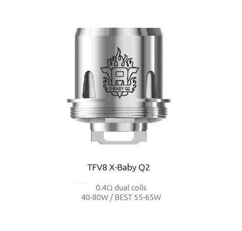 Сменный испаритель SMOK TFV8 X-Baby (Beast Brother) Q2 0,4 Ω