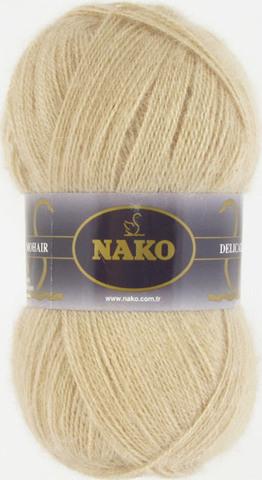 Купить Пряжа Nako Mohair Delicate Код цвета 6104   Интернет-магазин пряжи «Пряха»