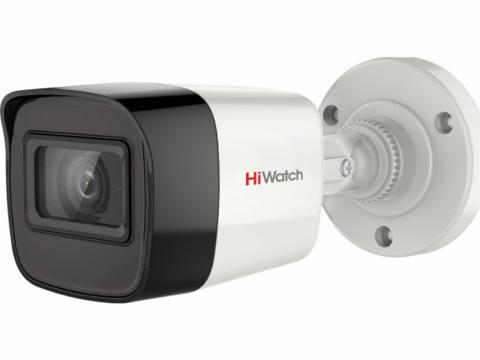 Камера видеонаблюдения HiWatch DS-T500 (2,4 мм)
