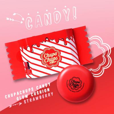 Chupa Chups Candy Glow Cushion Strawberry SPF50+
