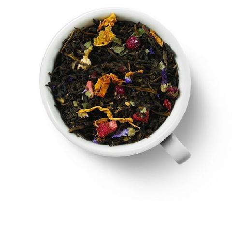 Фруктовый соблазн, чай черный ароматиз. 100 гр