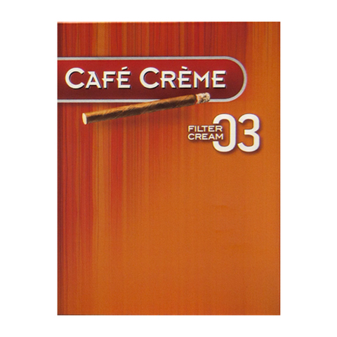 Сигары Cafe Creme Filter 03 Cream