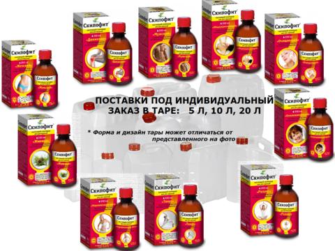 Скипофит Мужской мультиактивный экстракт 5 л НИИ Натуротерапии