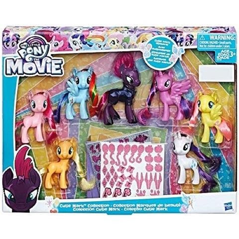 My Little Pony Коллекционный набор пони Cutie Mark