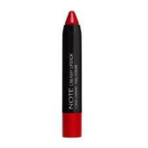 Note Creamy Lipstick Pencil Помада карандаш