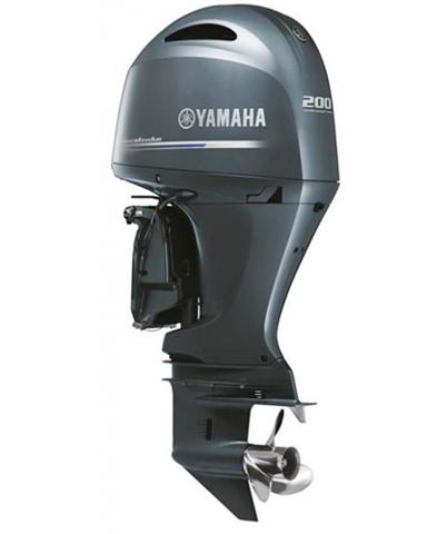 Лодочный мотор Yamaha F200 CETX