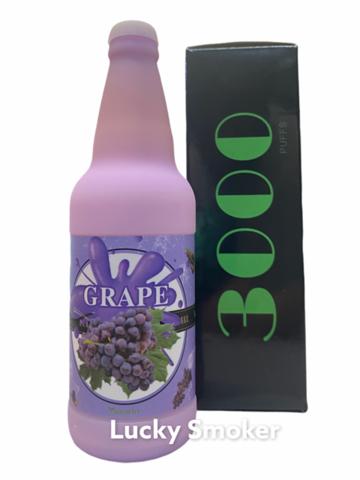 BUBBLE (3000 затяжек) Виноград