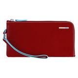 Клатч Piquadro Blue Square красный (AC2648B2/R)