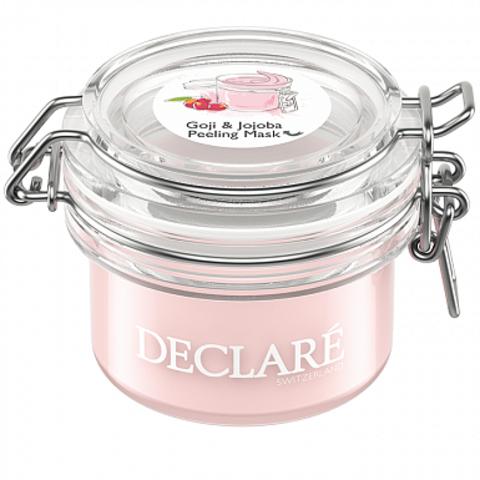 DECLARE Маска-пилинг с жожоба и ягодами годжи | Goji & Jojoba Peeling Mask