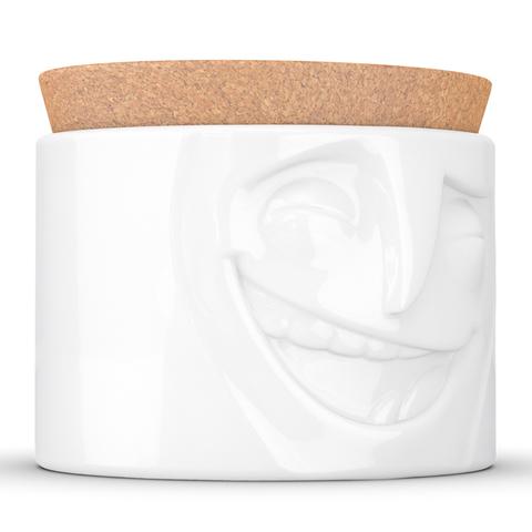 Емкость для хранения Tassen Cheerful 900 мл белая