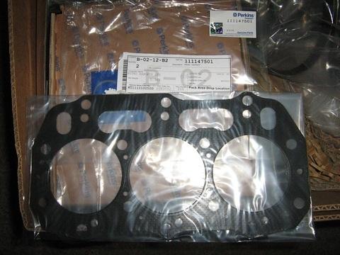 Прокладка головки блока / HEAD GASKE АРТ: 998-649
