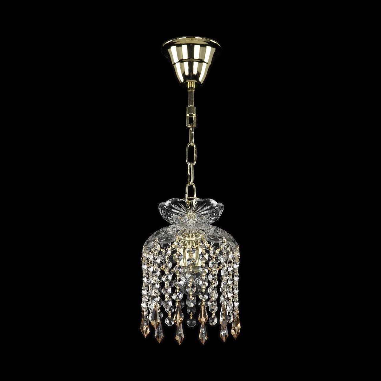 Подвесной светильник Bohemia Ivele 14781/15 G Drops K721