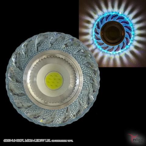 42203-9.0-001PL MR16+LED3W LBL светильник точ.