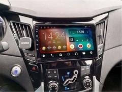 Магнитола для Hyundai Sonata (10-13) на Android 11 2/16GB IPS модель CB-3059T3L