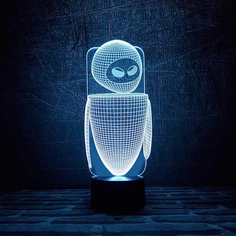 Ночник Робот Ева