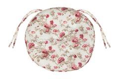 Помпадур (Pompadour) | Подушка на стул ( круглая )