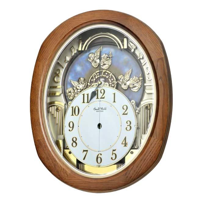 Настенные часы Rhythm 4MH414WR06