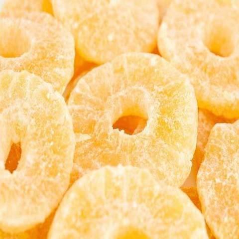 Ананас сушеный в сахаре