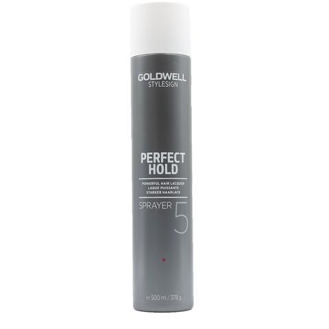 Лак экстремальной фиксации, Goldwell Stylesign Perfect Hold Sprayer 5, 500 мл