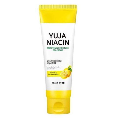 Yuja niacin brightening moisture gel cream