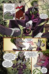 Психушка Джокера. Ядовитый Плющ. Сорванный цветок