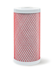 Фильтропатрон Арагон-3 10ВВ (Арагон + карбон-блок, хол. питьевая вода и горячая вода), арт.30054