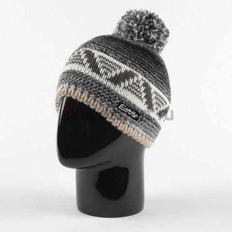 Картинка шапка Eisbar multi pompon 7 - 1