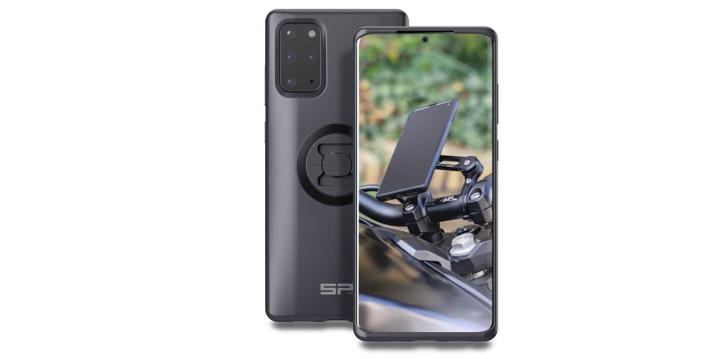 Набор креплений SP Moto Bundle Cases SAMSUNG (c чехлом)