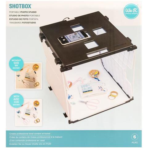 Лайтбокс ShotBox Photo Studio Kit by We R Memory Keepers