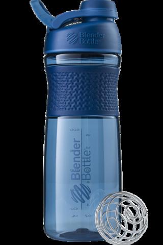 Шейкер/Бутылка для воды 828мл, SportMixer Twist TRITAN Шейкер спортивный купить, Бутылка для воды купить SportMixer купить, пластик TRITAN, blenderbottle купить