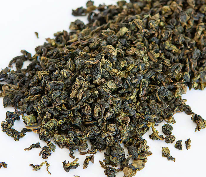 TEA-CH132 Чай улун Као Те Гуан Инь (слабая обжарка, 50 гр)