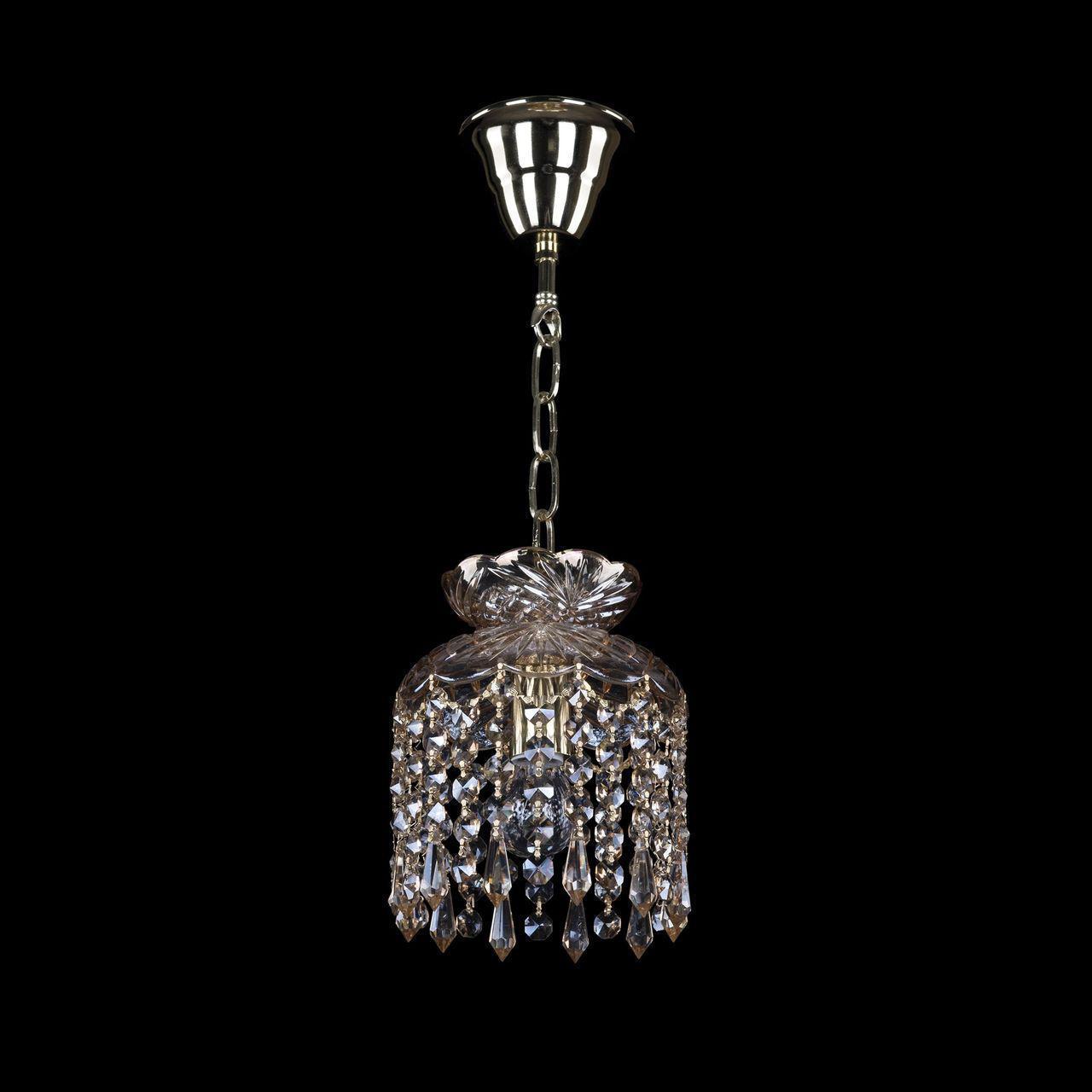 Подвесной светильник Bohemia Ivele 14781/15 G Drops M721