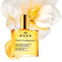 Nuxe Продижьёз Сухое масло для лица, тела и волос