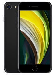 Смартфон Apple iPhone SE (2020) 128GB Black (черный) (MHGT3RU/A)