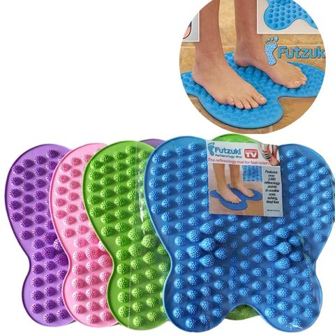 Коврик массажный рефлексологический для ног