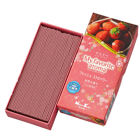 Kataribe My Favorite Aroma Strawberry