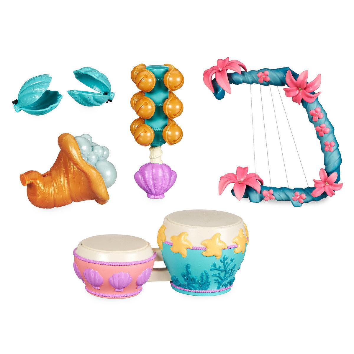 Музыкальный набор для детей Русалочка Дисней