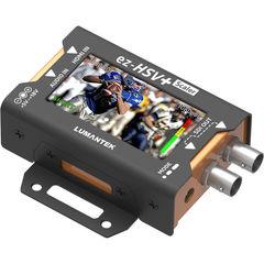 Конвертер Lumantek HDMI to SDI Converter with Display and Scaler