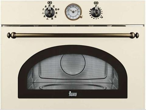 Встраиваемая микроволновая печь TEKA MWR 32 BIA VB (Vanilla Old Brass)