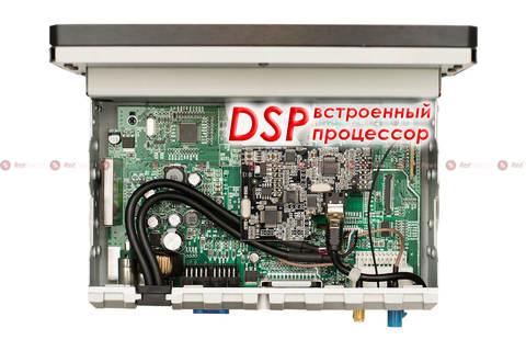 Штатная магнитола для Skoda Yeti 13+ рестайлинг Redpower 31004 IPS DSP