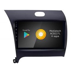 Штатная магнитола на Android 8.1 для Kia Cerato 3 Roximo S10 RS-2316