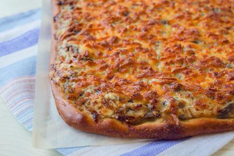 пицца с доставкой на дом