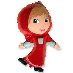 Фольгированный воздушный шар Красная шапочка.