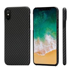 Чехол Pitaka MagCase (арамид) для Apple iPhone X (Black/Grey Twill)