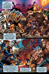 Люди Икс 92. Том 0. Поле битвы