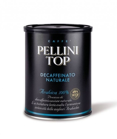 Молотый кофе Pellini без кофеина